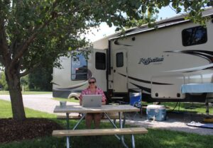 Monthly Cost of Living in an RV