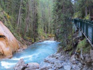 Easy Hikes in Banff and Jasper