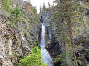 Silverton Falls Hike in Banff