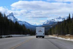 RVing in Canada