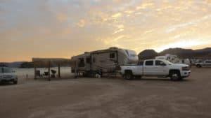 RV Camping in Baja Mexico