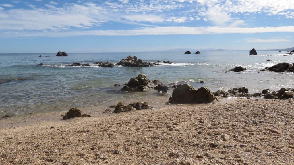 Punta Pescadora Snorkeling Beach Los Barriles