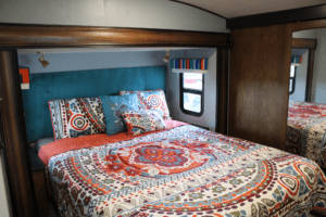 RV Master Bedroom Remodel