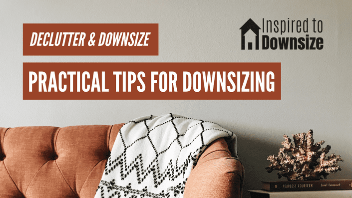 Downsizing Resources for Full Time RV