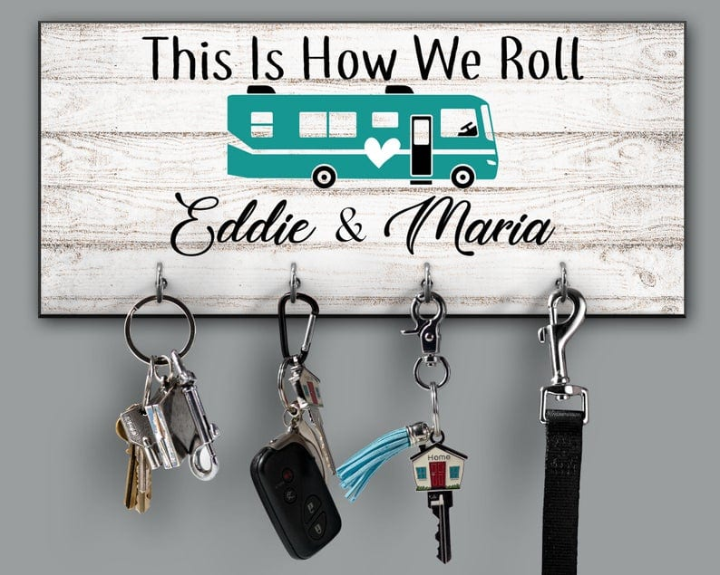 Personalized RV Gift
