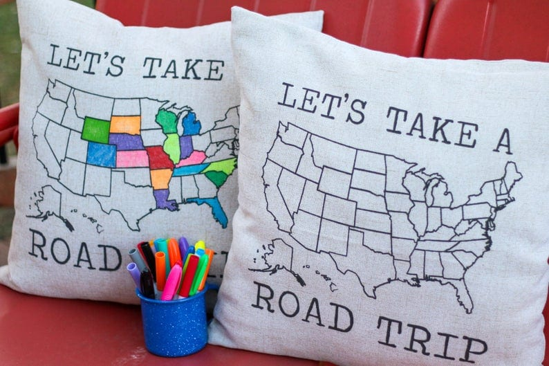 Personalized RV camping gift for kids