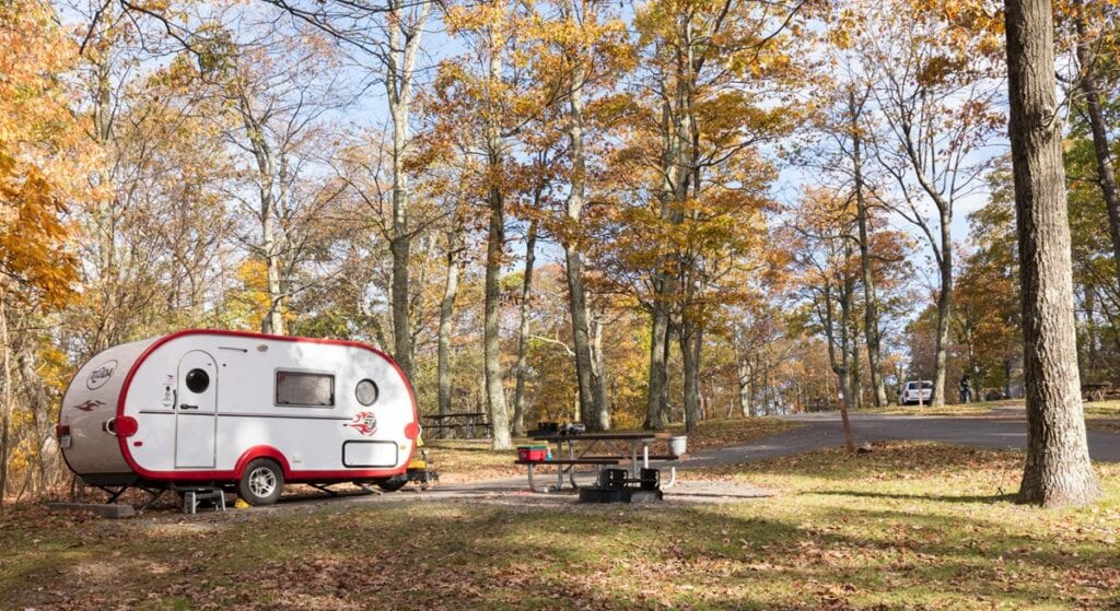 Shenandoah National Park RV Camping