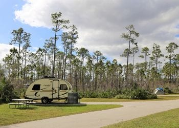 Everglades National Park RV Camping