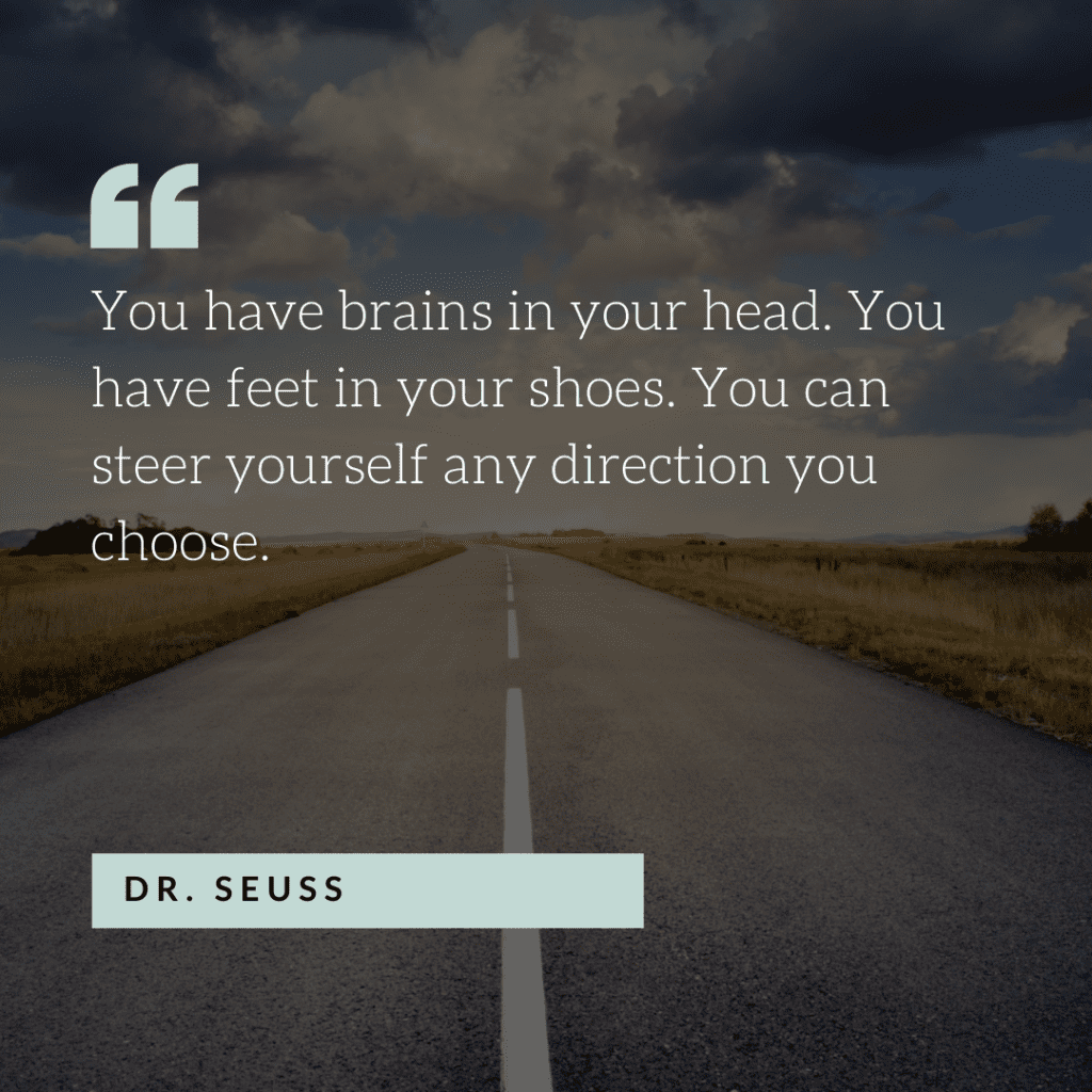 RV Travel Quote from Dr. Seuss