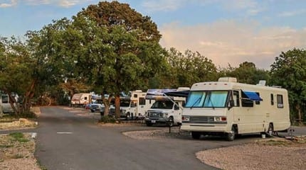 Best National Parks for RV Camping Trailer Village Grand Canyon