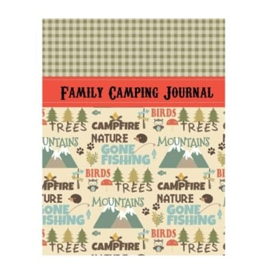 Family RV Camping Journal