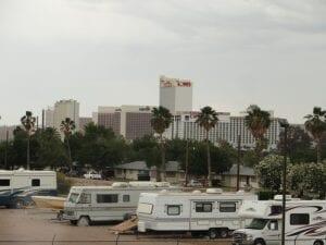 Free RV Parking at Casino