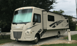 Free RV Parking with Hookups
