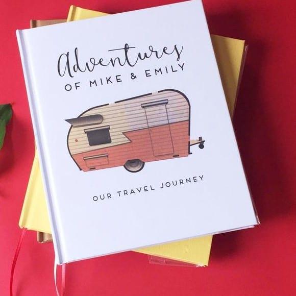 RV travel journal