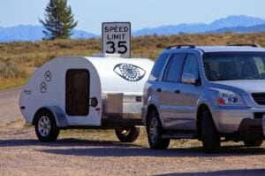 Small RVs with Bathooms