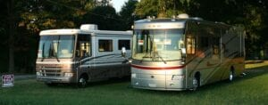 Value of A Used RV