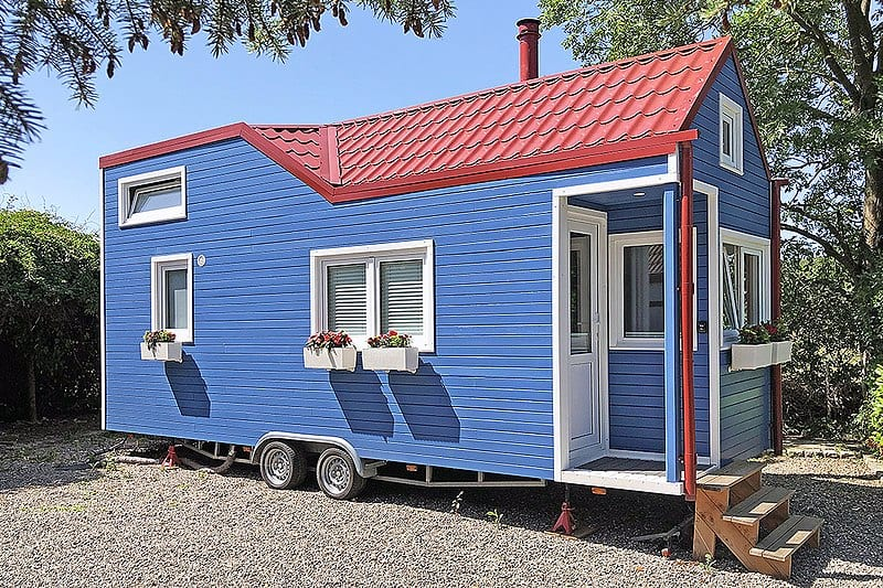 Tiny Home vs. RV Design