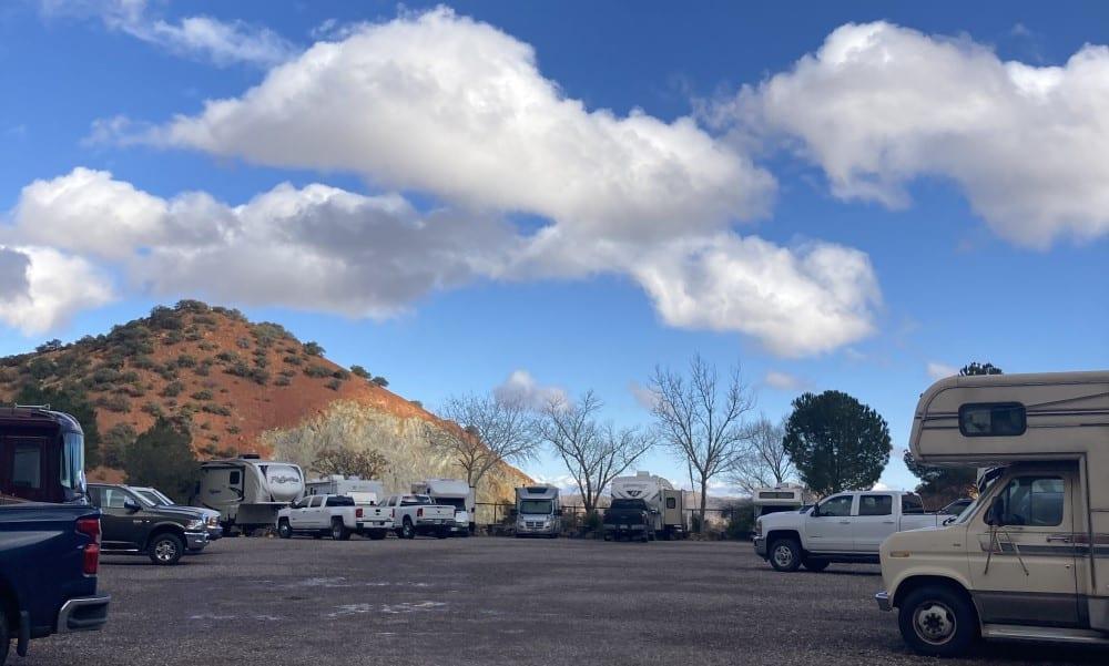 Queen Mine RV Park