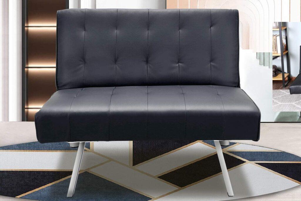 tiny futon
