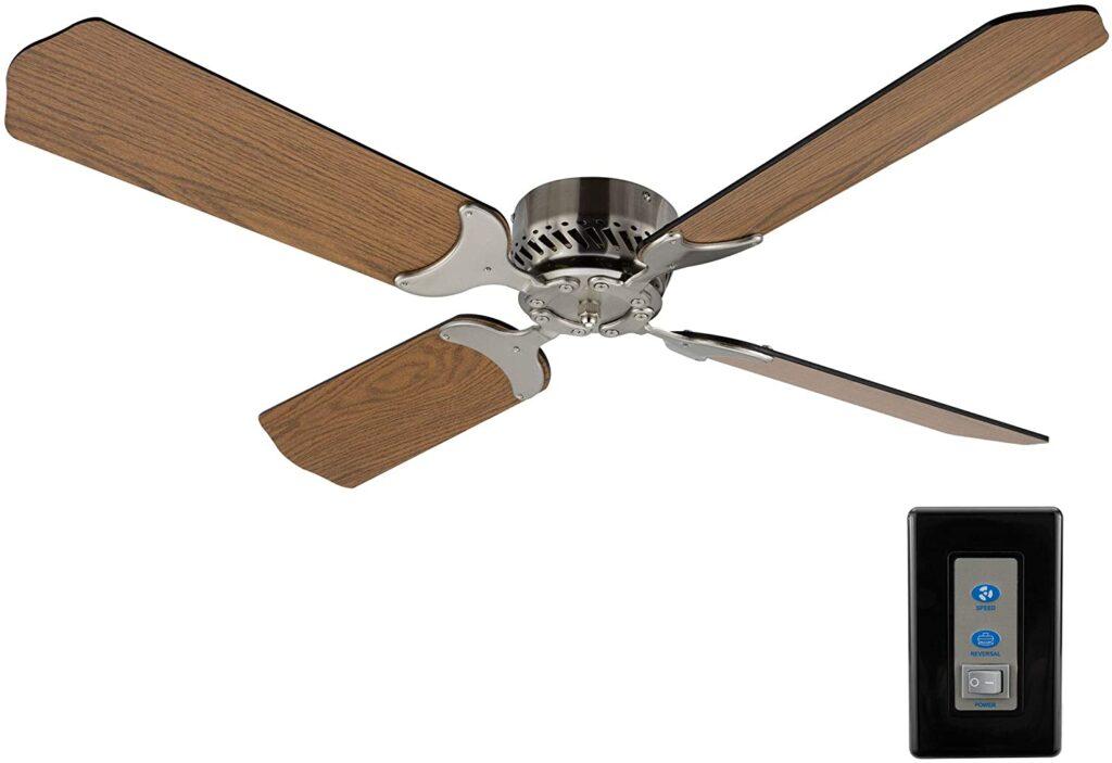 Oak fan