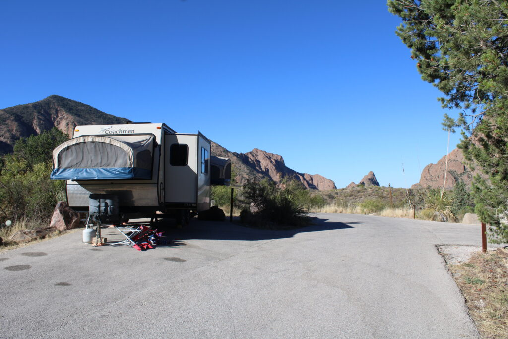 Best RV size for national parks