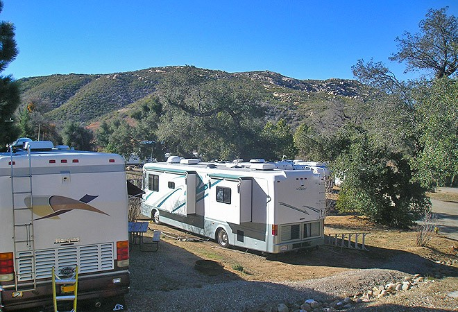 Best Thousand Trails Campground in California