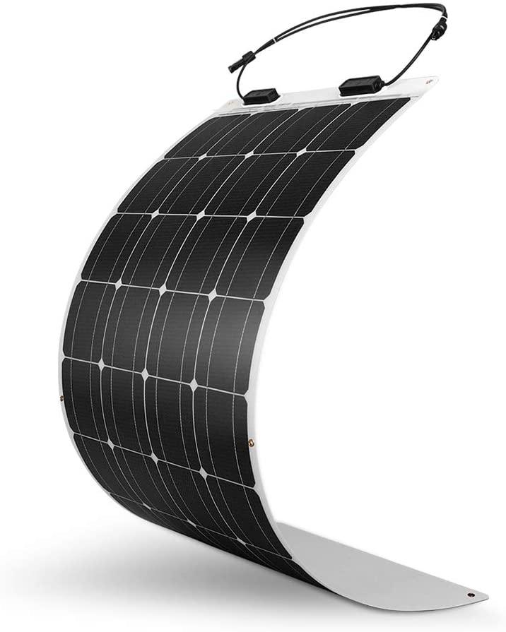 Solar Panels for Teardrop Trailers