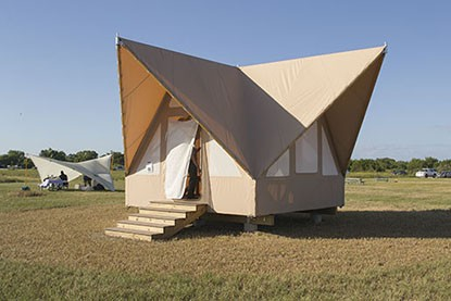 Eco-Tent and Everglades NP in Florida