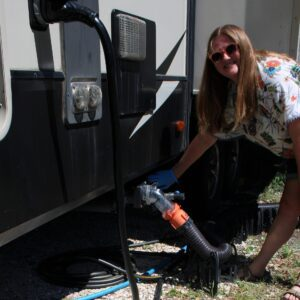 How to Dump Your RV Tanks at Home: A Step by Step Guide