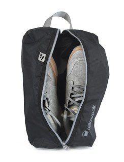 Shoe bag for RV campers