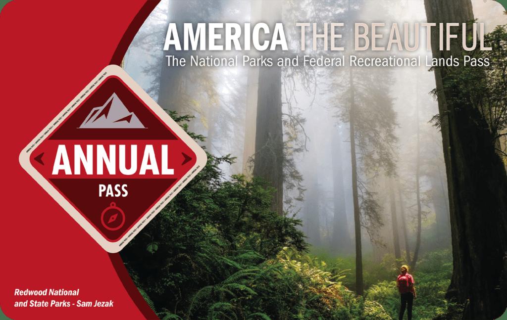 National PArks Pass