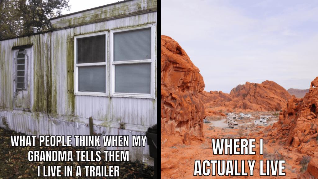 RV Life Meme Travel Trailer