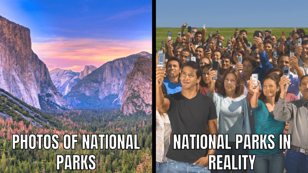 National Park Meme