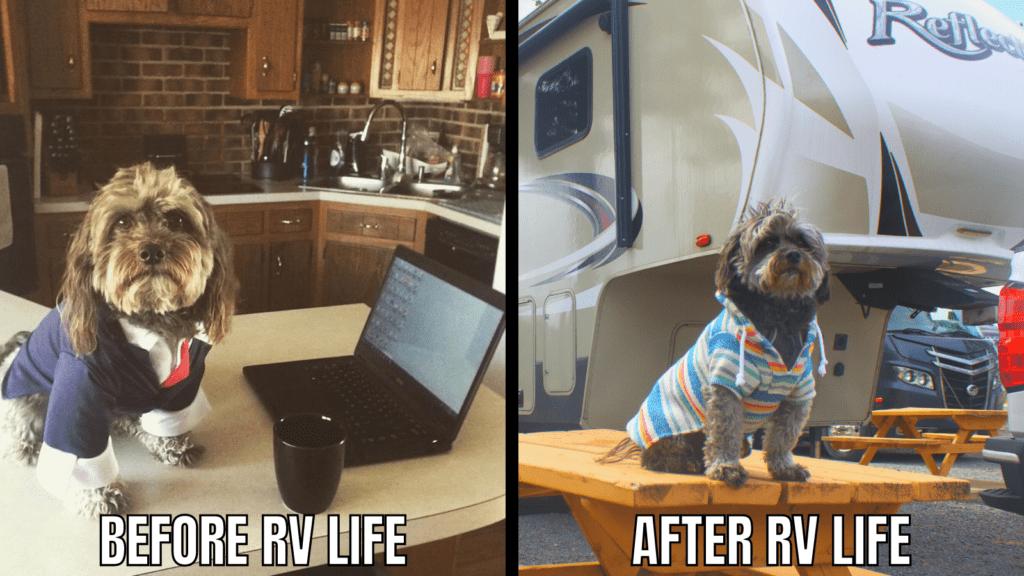 Funny RV Camping Memes: Wardrobe