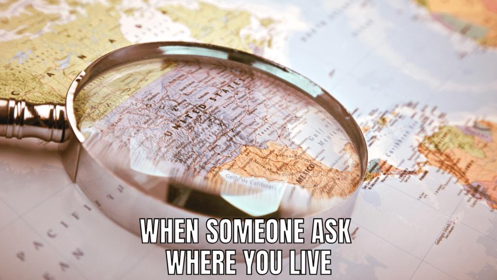 RV Life Meme: Where do you live