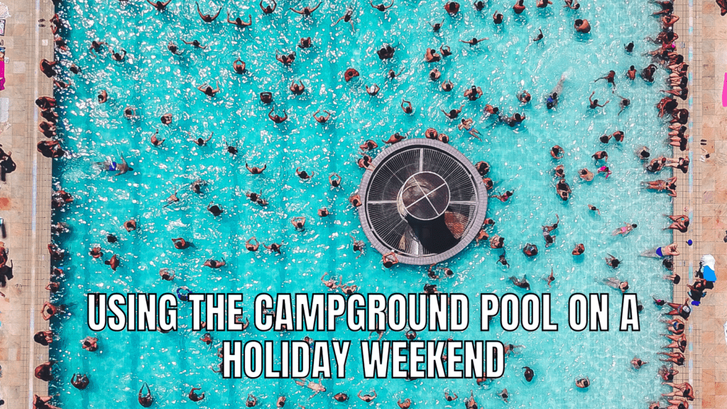 Funny RV Camping Memes: Holiday Weekend
