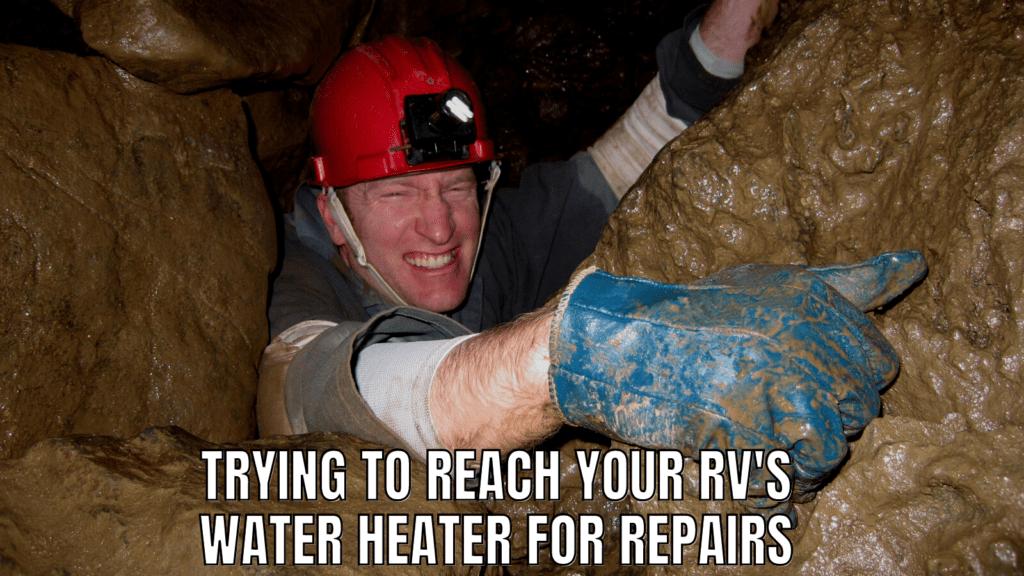 RV Life Meme: Repairs