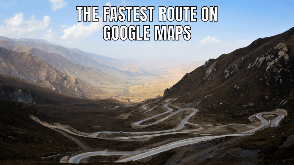 RV Travel Meme: Curvy Roads