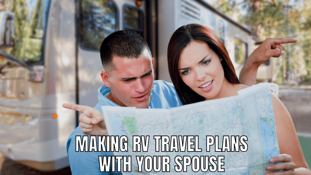 Funny RV Camping Memes: Spouse