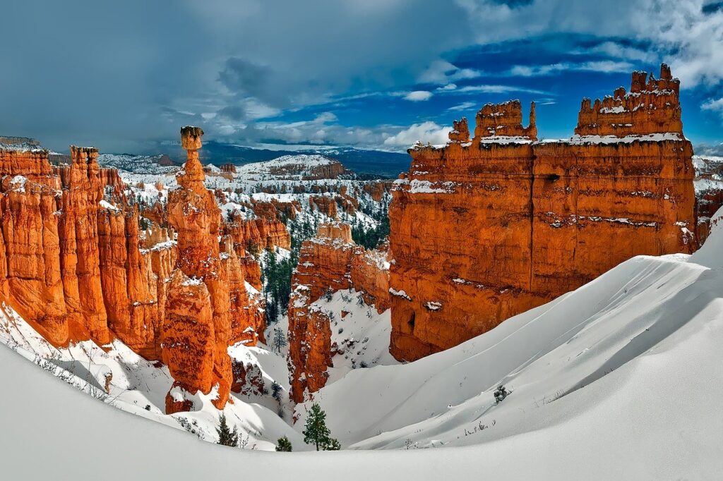 Winter RV Road Trips to Bryce Canyon