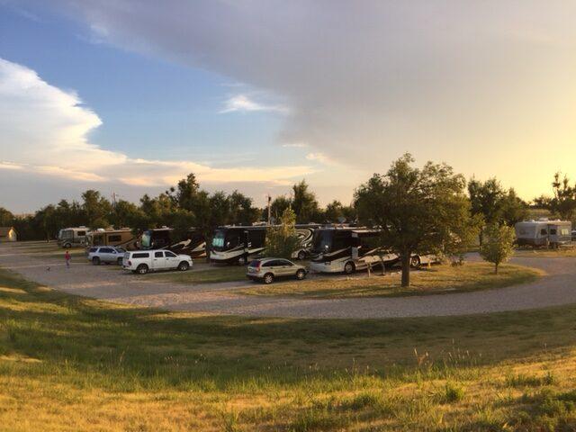Gunsmoke RV Park: Best RV Parks in Kansas