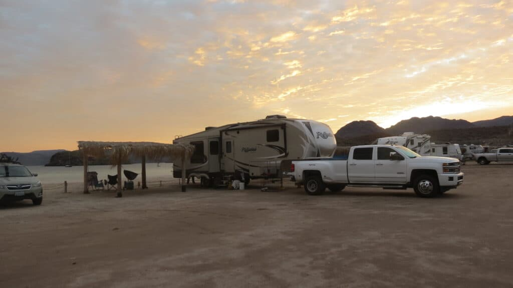 Winter RV Road Trips: Baja