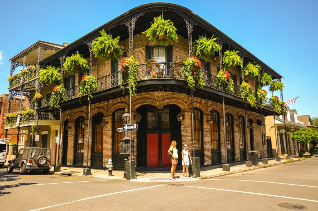 New Orleans : RV Winter Road Trips Destinations