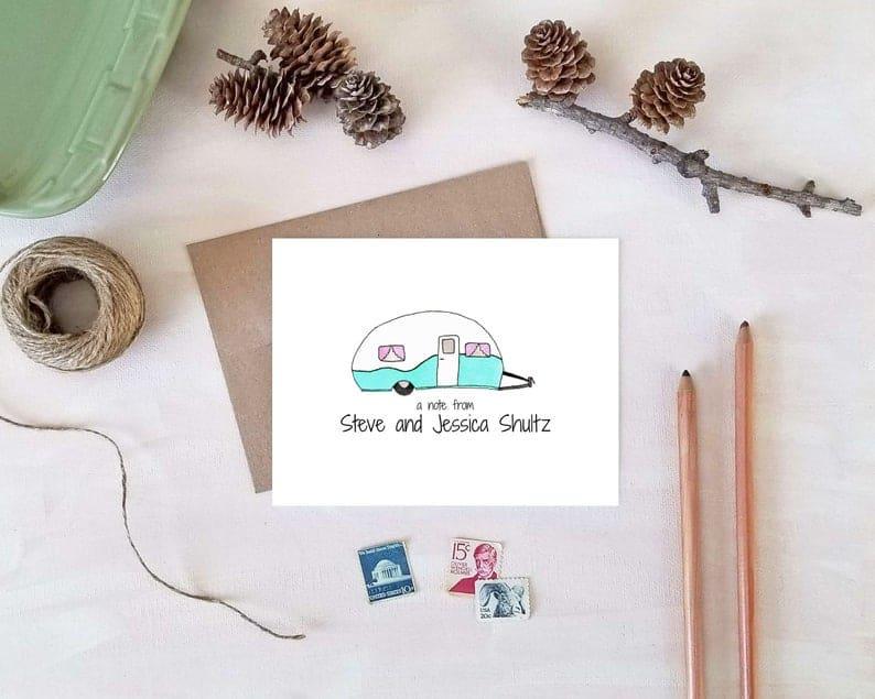 RV gift idea for grandma: stationary