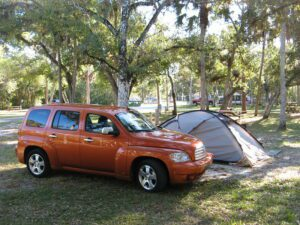 Best Florida State Parks for RV Camping: Collier-Seminole State Park