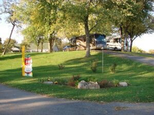 Best RV Parks in Virginia: Candy Hill Campground