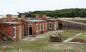 Best Florida RV Parks for RV Camping: Fort Clinch