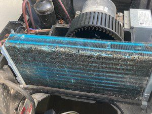 Cleaning RV Air Conditioners: Clean Coils