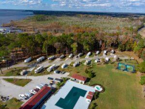 Best RV Parks in Virginia: North Landing Beach RV Park