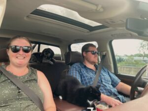 RV Living with Cats: Travel Day